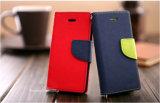 Аргументы за iPhone7 кожи дневника Goospery бумажника Mercury причудливый, крышка бумажника мешка на iPhone 7