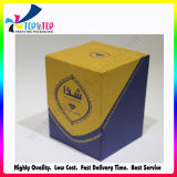 Boîte cadeau de parfum en carton dur avec bac de mousse