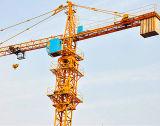 Heißer Turmkran der Verkaufs-Qualitäts-Tc5008A für Aufbau-Maschinerie