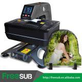 8 en 1 máquina de la prensa del calor de la impresora de la sublimación de Cambo