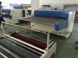 Wide Hot Press Machine para vestuário