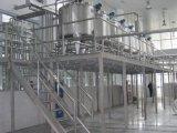 El tanque de mezcla del acero inoxidable del homogeneizador en línea industrial del vacío