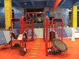 Synrgy profesionales 360 de la estación de varios equipos de gimnasio Cross Fit