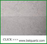 食器棚の大理石は人工的な石造りの水晶カウンタートップを好む