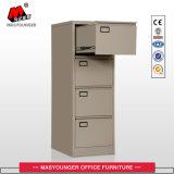 Aprovisionamento de fábrica de aço barato coloridos 4 gaveta armário de arquivos