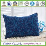 Мечт голубая красивейшая шикарная мягкая подушка