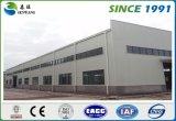 Construcción de edificios del taller del almacén de la estructura de acero en China