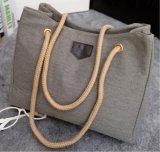 Madame neuve Handbag de toile de sac de femmes de modèle de vente chaude