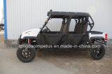 1000cc 4X4WD 4 asientos CEE y la EPA UTV