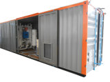 Beweglicher Sauerstoff-Generator mit hohem Reinheitsgrad für füllende Zylinder