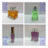 Bouteille de parfum en verre à la mode populaire