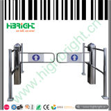 CE Supermarket Entrance Gate Electric Automatic Swing Gate