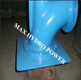 Micro hidro turbina do Volute de Kaplan