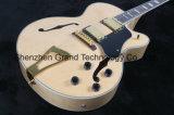 Kit de guitare de bricolage / L5 plein de Jazz de corps creux, guitare électrique (gj-18)