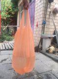 Sacs de détritus en plastique lourds de sacs d'ordures avec le traitement