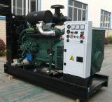 34kw/42.5kVA Quanchai Genset diesel insonoro con certificaciones de Ce/Soncap/CIQ