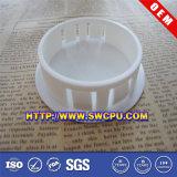 Fermo di plastica rotondo quadrato su ordine della protezione (SWCPU-P-F790)