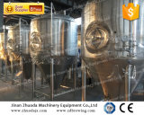 Système électrique de brassage d'acier inoxydable, brasserie 2000L micro à vendre