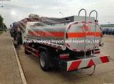Tipo litro di Dongfeng 95HP 4X2 del modello 4000-5000 della petroliera