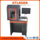 Faser-Zeile Laser-Ausschnitt-Maschine Ipg 30W für die Schmucksachen, die Maschinerie herstellen