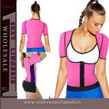 Sportswear novo do instrutor do neopreno da ginástica de mulheres do projeto (TG8016)