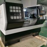 2 CNC 선반 기계를 도는 축선 500mm 그네 GSK 경제 금속