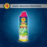Fuente fuegos artificiales con base