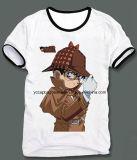 Childern T-Shirt/100% 면 t-셔츠 또는 만화 아이 t-셔츠