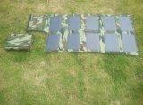 Carregador da fonte de alimentação solar da solução da potência do exército
