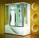 Jacuzzi Bathtub (M-8250)の長方形のNoble Steamシャワー室