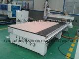 Tipo linear router de madeira do CNC do eixo do ATC com elevada precisão