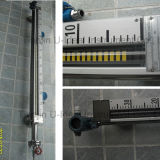زجاجيّة ماء مقياس مستوية, مغنطيسيّة مستوية [إينديكتور-وتر] مستوى عداد