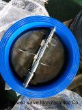 La valvola di ritenuta duttile della cialda del disco del ferro ss con l'iso del Ce approva