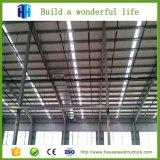 Tettoia esterna industriale della struttura d'acciaio del garage fatta in Cina