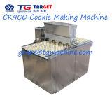 Ck900 entraînée Servo grand Cookie de sortie de machine de l'extrudeuse
