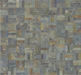 En mosaïque de marbre de style rustique, mosaïque de pierre, de la Chine populaire (en mosaïque de marbre FS25B)