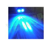 luz auto azul del trabajo de la viga de punto de 6inch 6W Wanning LED