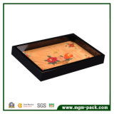 Vente en gros Custom High Glossy laceded Wooden Tray