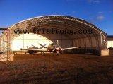편평한 주차 천막 완전 개방 미닫이 문 항공기 격납고 (TSU-4530/TSU-4536)