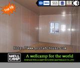 Einfache installierte Flachgehäuse-Fertigbehälter-Häuser für Lager