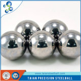 Bola de acero inoxidable de pulido de AISI304 AISI306