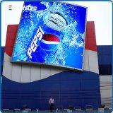 pH10 colore completo esterno LED che fa pubblicità al segno