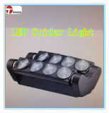 CREE 8PCS*10W 4in1 LED Moving Beam Wall Washer (LX-12W)