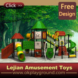 Jeux pour enfants en plein air, Tunnel Slide, la station Multi Play