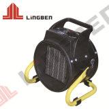 draagbare elektrische keramische PTC-verwarming met warme lucht, 2 kw
