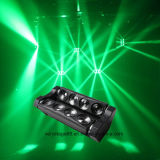 8 Pieces 10W LED Effect Spider Beam Moving Head Lighting