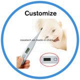 De slimme Elektronische Klinische Digitale Thermometer van het Bad van het Voorhoofd van de Baby