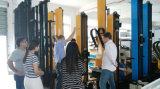 Professional Vertical Automática aspersor Revestimiento en polvo de la carrera de 2m