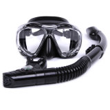 Máscara panorâmico da vista para mergulhar com desempenho excelente