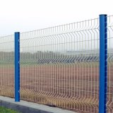 2017 fabricante de China Proveedor de recubrimiento de polvo cerca de hierro de alambre soldado (PCWF)